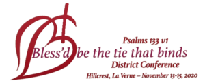 Dist. Conference 2020